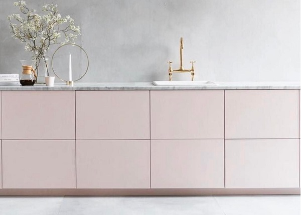 Interior Design Trends 2019. pastel
